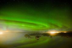 Ever experienced the evening magic at Blue Lagoon? Blue Lagoon, Iceland, Northern Lights, Magic, Nature, Travel, Ice Land, Naturaleza, Viajes