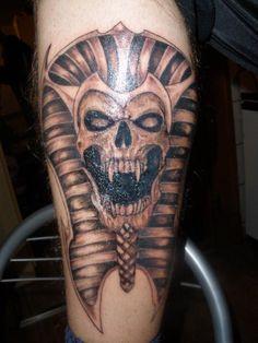Making Of Pharaoh Tattoo Tattoos Designs