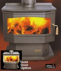 Jindara Flinders Freestanding Slow Combustion Wood Heater By Abbey  Fireplaces.