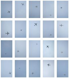 Nathan Harger, Untitled (Holding Patterns), Brooklyn, New York