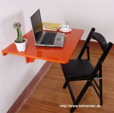 Компактный складной столик (чертеж)
