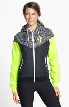Free shipping and returns on Nike 'Windrunner' Hooded Jacket at Nordstrom.com. Bold updates to an iconic original are sure to get you seen in this lightweight hooded jacket so you can run worry-free sun-up or sun-down, rain or shine.