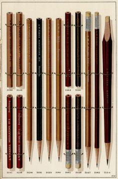 L'antico catalogo Faber-Castell, prima che fosse Faber-Castell