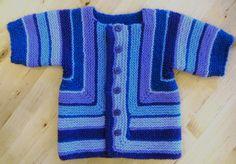 Baby Surprise Jacket by Elizabeth Zimmermann - class starts Sept 4, 2012