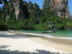 Railay Beach en Krabi