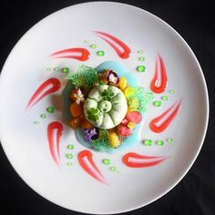 Related image plating inspo pinterest food food art and food spin plated dessertsplate presentationplating fandeluxe Choice Image