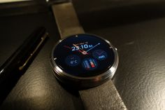 [wear] Pujie Black, the most customizable watchface for Android Wear.