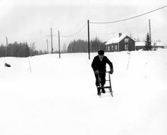 Sled in rural areas