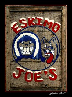Eskimo Joes, Stillwater, Oklahoma---family tradition, fond memories, cheese fries