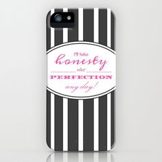 honesty iPhone Case by [o] Suze q -