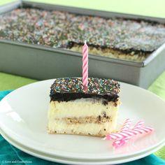 French Vanilla Eclair Cake #IsabelsBirthdayBash