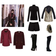 2NE1, Minzy, Missing You by idresskpop on Polyvore featuring polyvore fashion style John Lewis 2Two Mary Portas Forever New ASOS Matthew Williamson kpop 2NE1