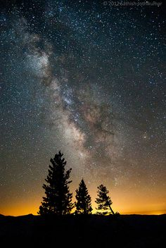 The Night Skies of Yosemite by satosphere, via Flickr cool photo to have
