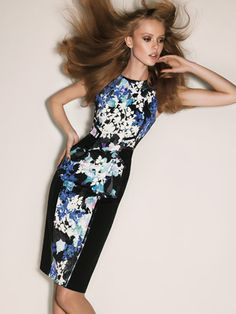 Dress by Sportmax (P-V 2012)