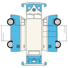 VW Bus Bastelbogen VW Bus MehrBus (disambiguation) A bus is a vehicle designed to carry passengers. Bus, Buş, Buš, or BUS may also refer to: Bus Vw, Vw Camper, Volkswagen, 3d Paper, Paper Toys, Paper Crafts, Combi Wv, Diy Papier, Paper Houses