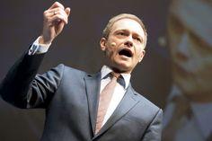 Wutrede im NRW-Landtag: Christian Lindner flippt aus und wird zum Hit