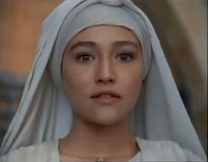 Photo of Mary, Mary & Elizabeth for fans of Jesus Of Nazareth.  Olivia Hussey