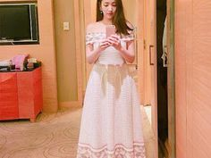 Park Min Young Updates Fans With A Beautiful Selca Young Fashion, Asian Fashion, Dramas, Park Min Young, Lucky Ladies, Asian Celebrities, Celebs, Korean Beauty, Ulzzang Girl
