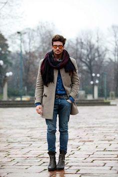 Dynamic Winter Fashion Ideas For Men (18)
