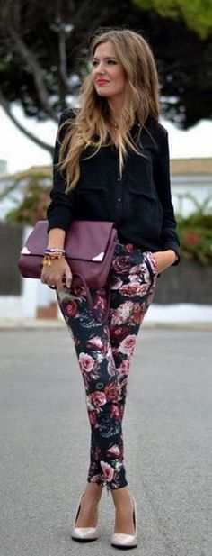 Here, we present a list of some catchy spring work outfits ideas for 2017 that will change your look and you will look more graceful