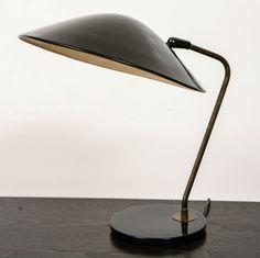 Gerald Thurston; Table Lamp for Lightolier, 1950s.