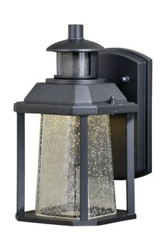 * Freeport Dualux® LED Outdoor Wall Lantern With Motion Sensor