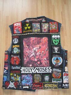 MY Kutte / Battle Vest UPDATE V.3.0
