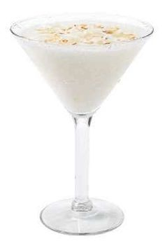 Tommy Bahama's Coconut Cloud Martini Cocktail Photo
