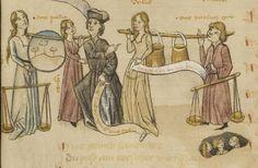 Sammelhandschrift  - Thomasin <Circlaere> (1186 - 1216)  Boner, Ulrich (1280 - 1350)  Heinrich <der Teichner> (1310 - 1377)  Freidank ( - 1233)  Nordbayern (Raum Eichstätt?)Erscheinungsdatumum 1445 (I) / um 1460 (II) / um 1450 (III) Mscr.Dresd.M.67  Folio 60v