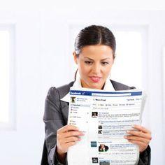 Convierte Facebook en un periódico personalizado con el nuevo 'Newsfeed' : Marketing Directo