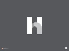 Hh Monogram by George Bokhua