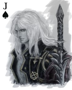 Alucard Castlevania Tumblr