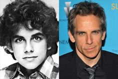 Eddie Murphy looks the freaking same?! ~ Celebrities, Then And Now – 40 Pics: Ben Stiller