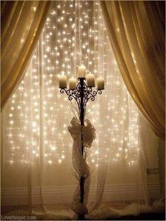 Romantic Window lights home candles romantic window soft decorate lighting