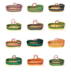 Ideal Moses Baskets for Babies - Petit & Small
