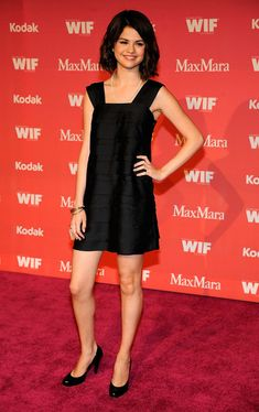 Selena Gomez Actress Selena Gomez arrives at the Women In Film 2009 Crystal And Lucy Awards at the Hyatt Regency Century Plaza Hotel on June...