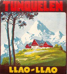 Hotel Tunquelen ~ LLAO-LLAO, ARGENTINA