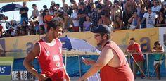 Fernando Sequeira, golero de la selección uruguaya de beach handball, tuvo mucho que ver en la clasificación del equipo al mundial a disputarse en Omán en el mes de julio