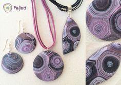IG Smykkedesign pendant and earings