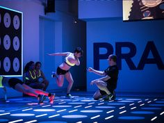 PRAMA is The Interactive Fitness Platform, a revolutionary experience, a turnkey system, versatile, as a stand-out feature within a…