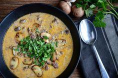 Hovězí polévka Stroganoff Online Pharmacy, Ramen, Soups, Low Carb, Ethnic Recipes, Food, Food And Drinks, Soup, Eten