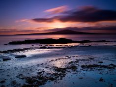 Rangitoto Island,New Zealand: