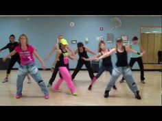 """▶ """"Blanco"""" by Pitbull *For Dance Fitness* - YouTube"""