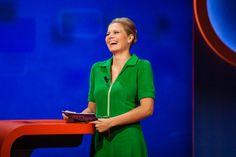 IN BEELD. Nathalie Meskens zweert bij groen - De Standaard