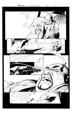 Batman Issue 19 - Page #14 - Capullo Art