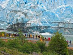 Glaciar Ventisquero Perito Moreno Santa Cruz ARGENTINA