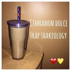 Serves 1 Container Equivalents (per serving): 1 Red, 1 Yellow Ingredients 1 scoop Vanilla Shakeology 1 cup coffee, chilled 1/4 cup unsweetened almond milk 2 teaspoons raw honey Dash of salt Ice Ble…