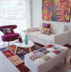 Home Living Room, Interior Design Living Room, Living Room Designs, Living Room Decor, Ethnic Home Decor, Indian Home Decor, Sofa Design, Indian Living Rooms, Home Room Design