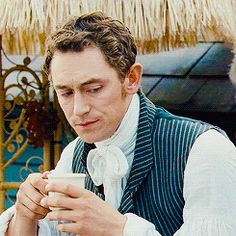 JJ Feild as Mr. Nobley in Austenland.