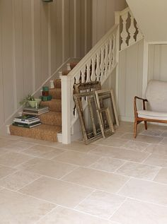tumbled limestone floors - Google Search More